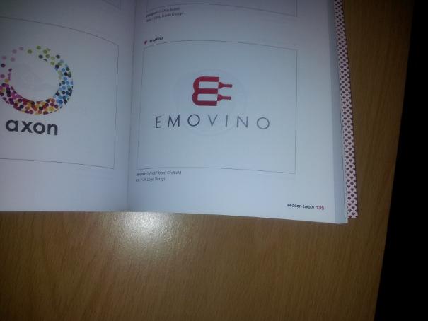 I Heart Logos Emovino logo