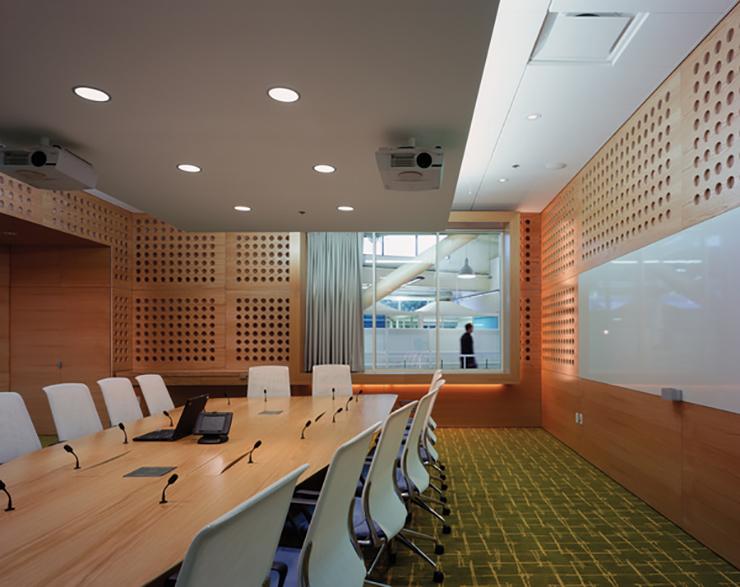 Google meeting room