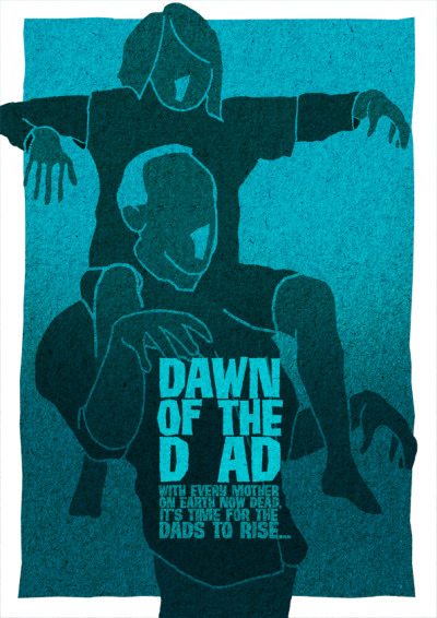 Removie Posters dawn of the dad