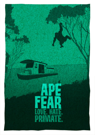Removie Posters ape fear