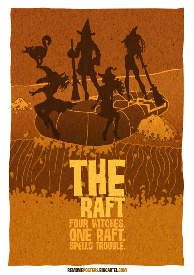 Removie Posters the raft