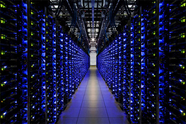 Inside Google's Data Centres