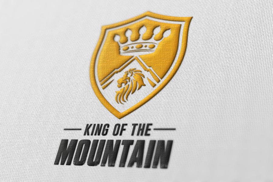 King of the mountain ident