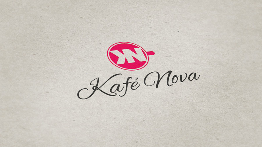 Coffee Shop Logo Mockup