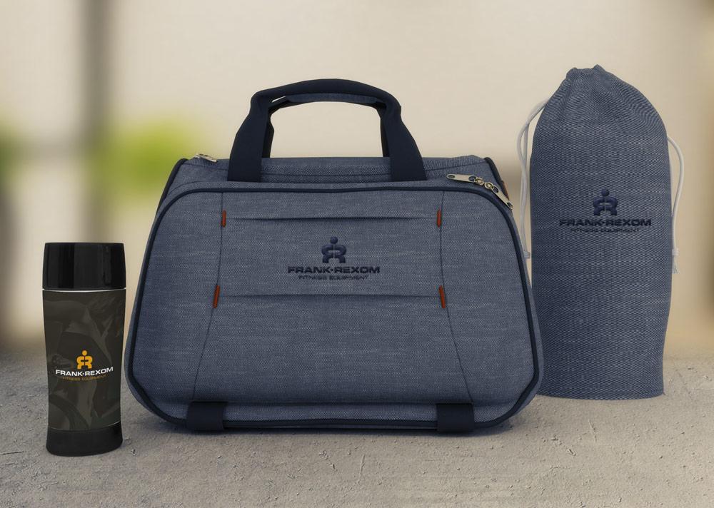 Frank Rexom Fitness, Cardiff – Bag Designs