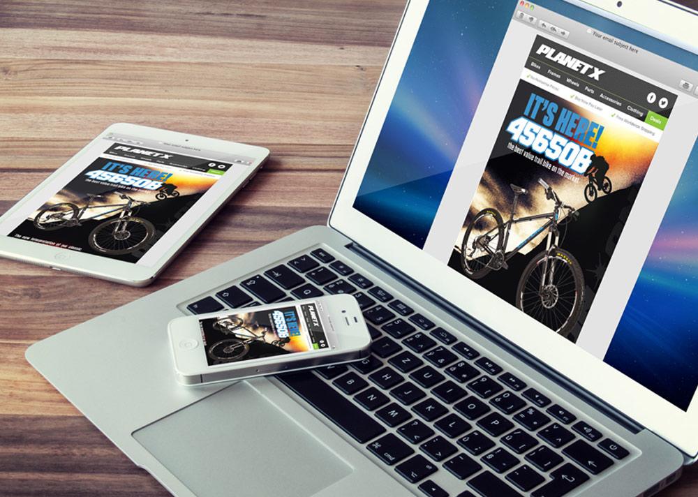456 Bike Web Banner Designs