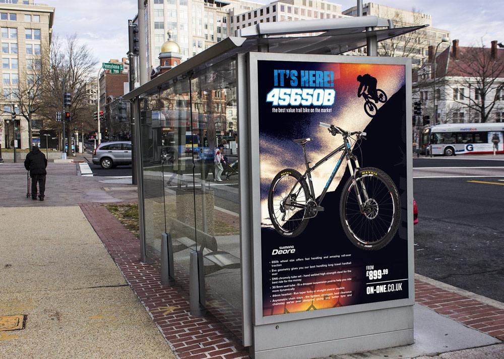 456 Bike Poster Designs