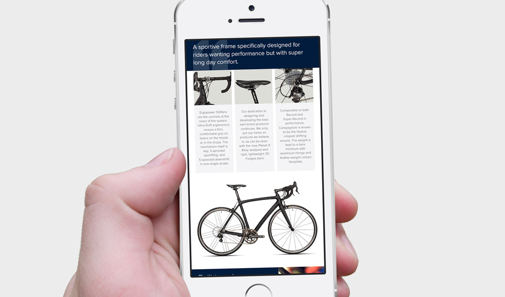 Campagnolo Email - Phone Design 5