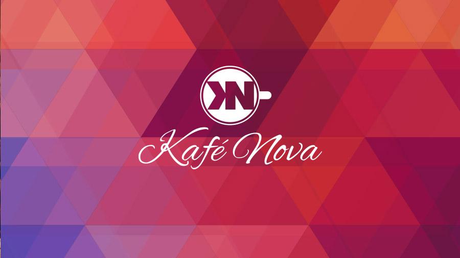 Coffee Shop Logo - Pattern Design