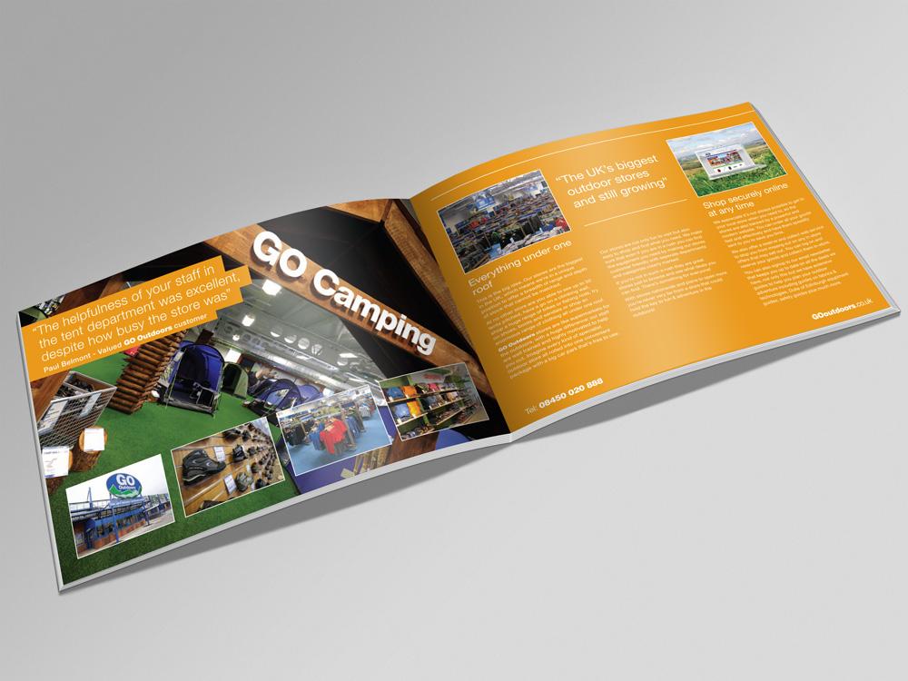 Company Prospectus Design