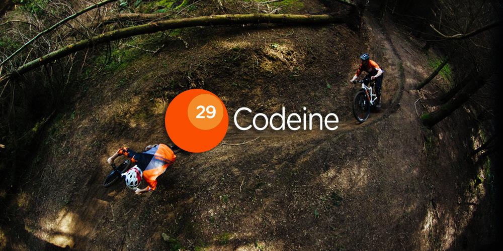 Codeine Bike Launch