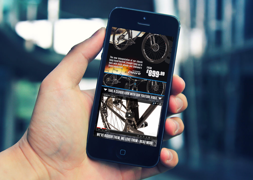 456 Bike Email Newsletter
