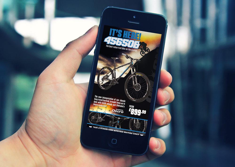 456 Bike Email Newsletter 2