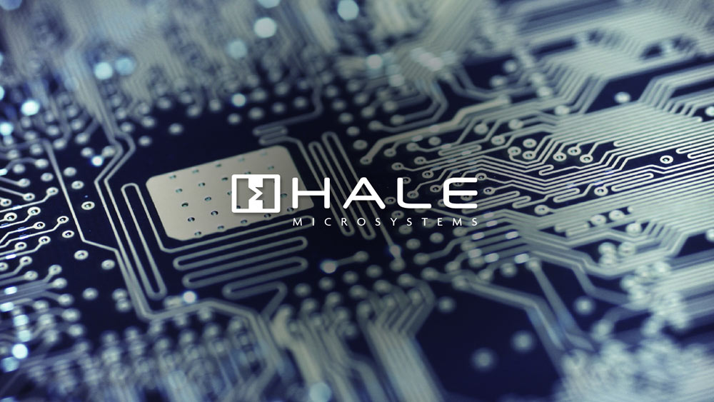 Hale Microsystems, California – Logo Design - Circuit Boards