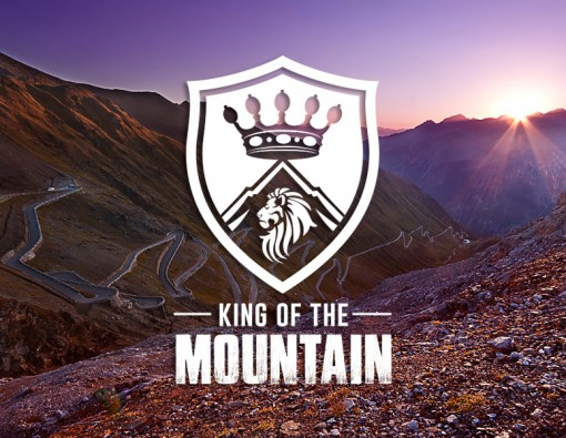 King of the Montain Ident