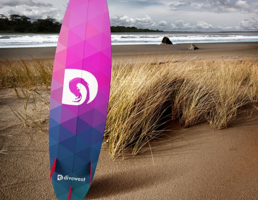 Surf Clothing Logo Design