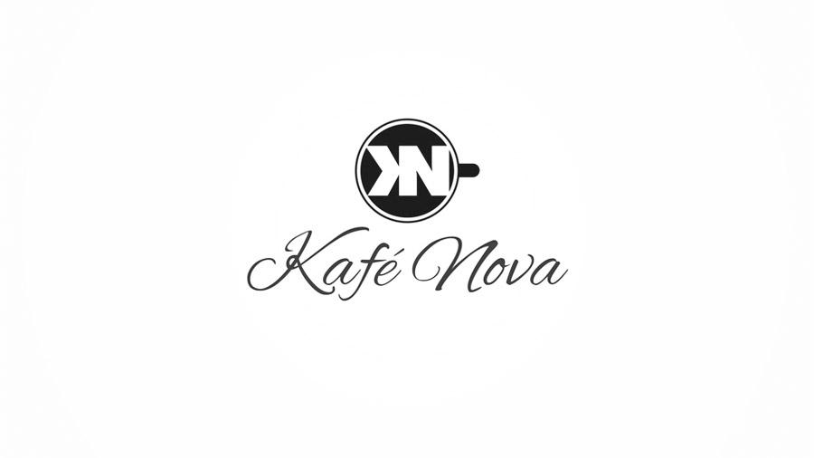 Coffee Shop Logo Black