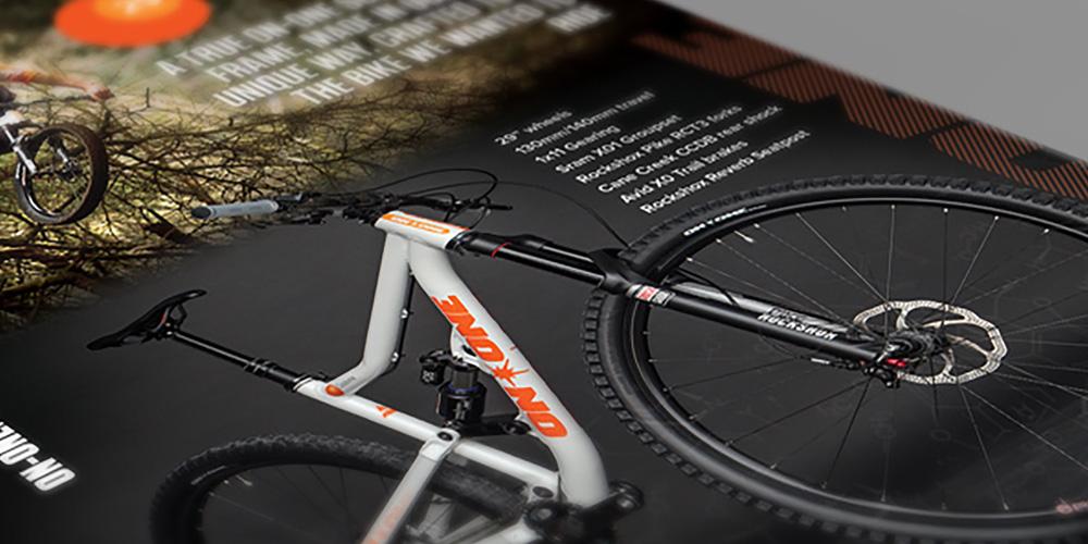 Codeine Bike Flyers