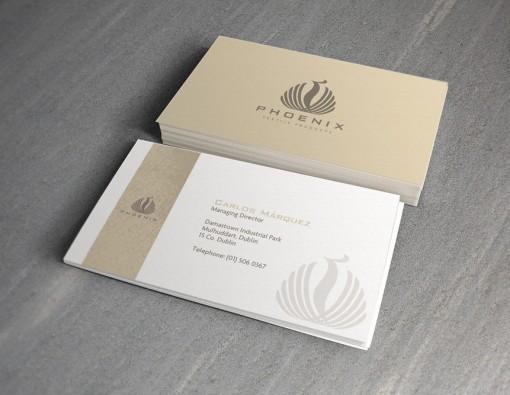 Textile Products Logo Design