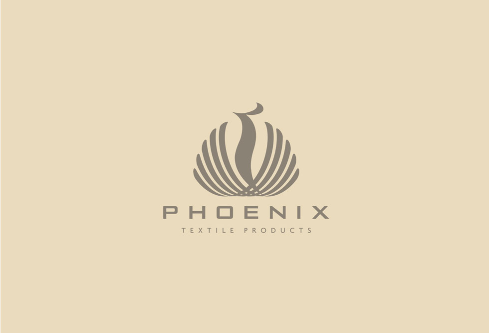 Textile Products Logo Design